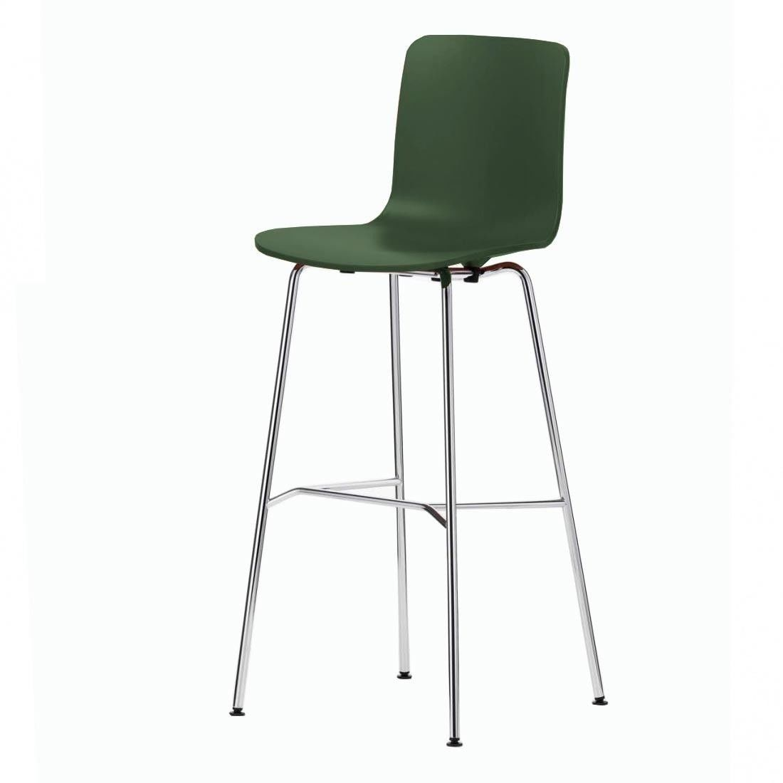 High Chair Stool Hal Stool High Bar Stool Vitra Ambientedirect