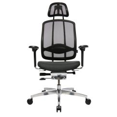 Chair Cover Qoo10 Folding Holder Breathable Office F Patriarca White Frame