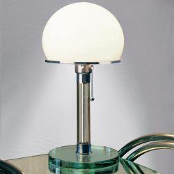 Wagenfeld   Lampe de bureau   Tecnolumen   AmbienteDirect.com