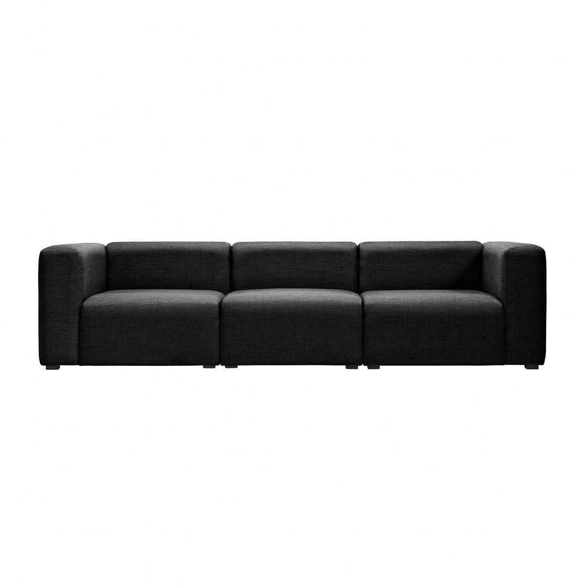 hay mags sofa fabrics ripple right arm facing 2 piece corner 3 seater fabric surface sofas seating