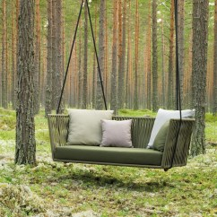 Swing Chair Transparent Chaise Chairs For Sale Bitta Garden | Kettal Ambientedirect.com