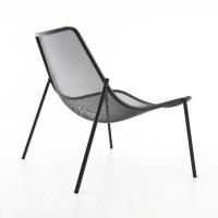 Round Lounge Chair | emu | AmbienteDirect.com
