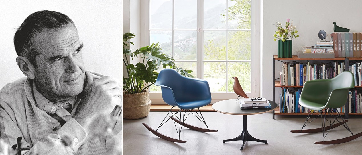 Herman miller for all other regions. Getting To Know Charles Eames His Furniture Creations Ambientedirect