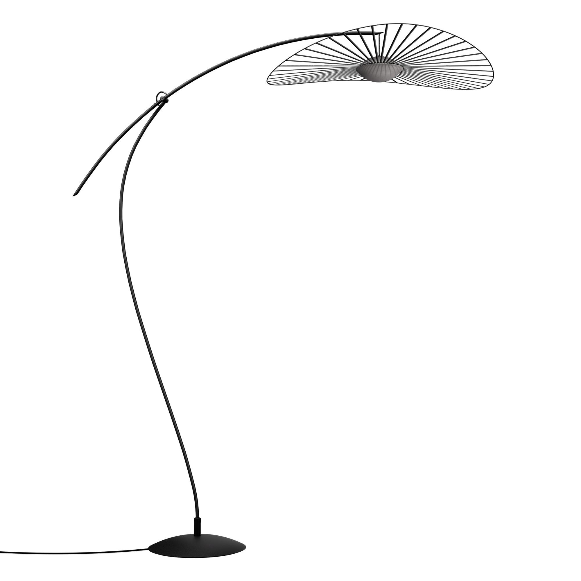 vertigo nova led floor lamp