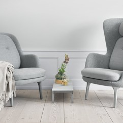 Chair Covers For Wingback Chairs Leather Cigar Recliner Buy Fritz Hansen & Tables Online   Ambientedirect