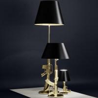 Flos Lounge Gun Lamp Stehleuchte   AmbienteDirect