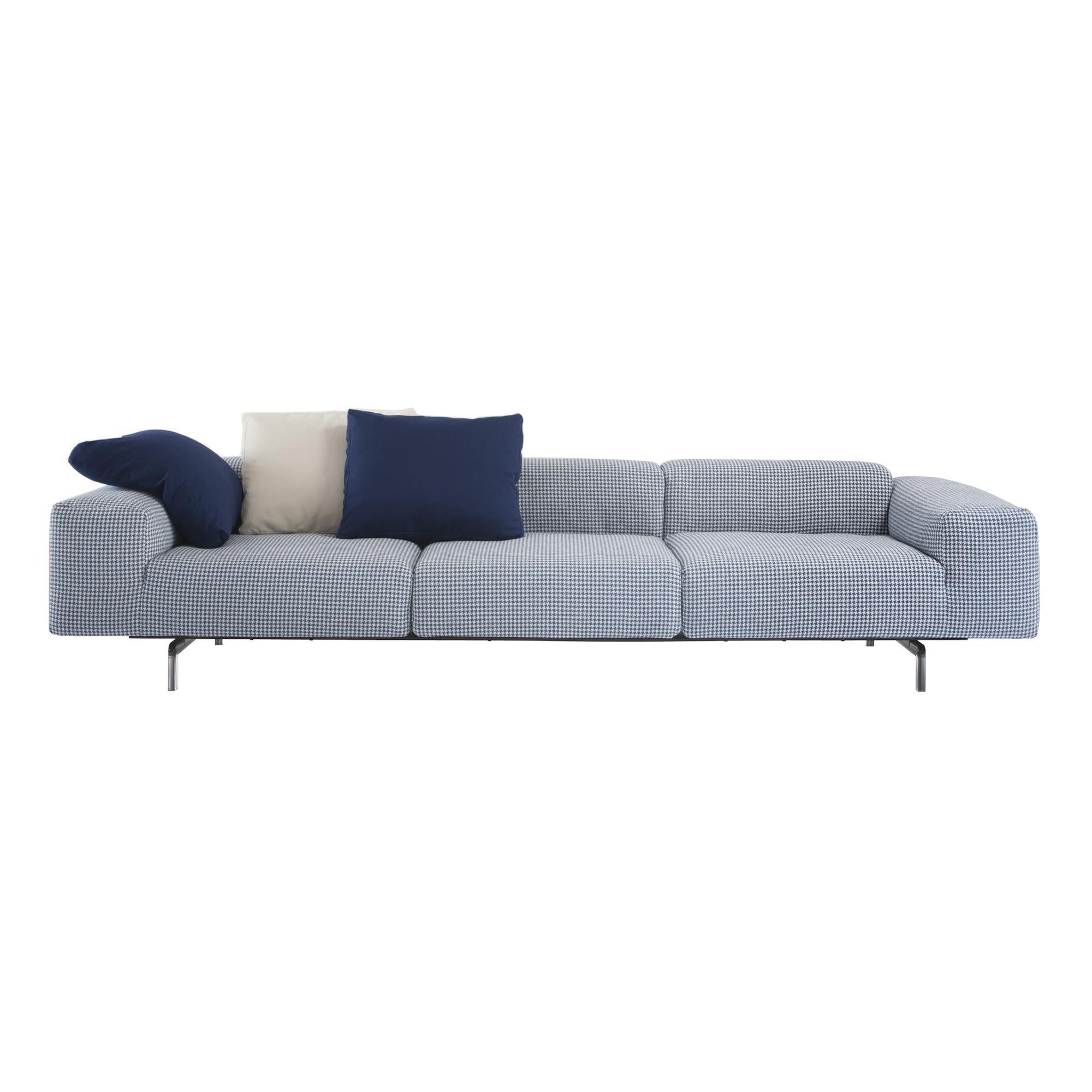 kartell sofa largo l shaped designs 2017 3 seater ambientedirect