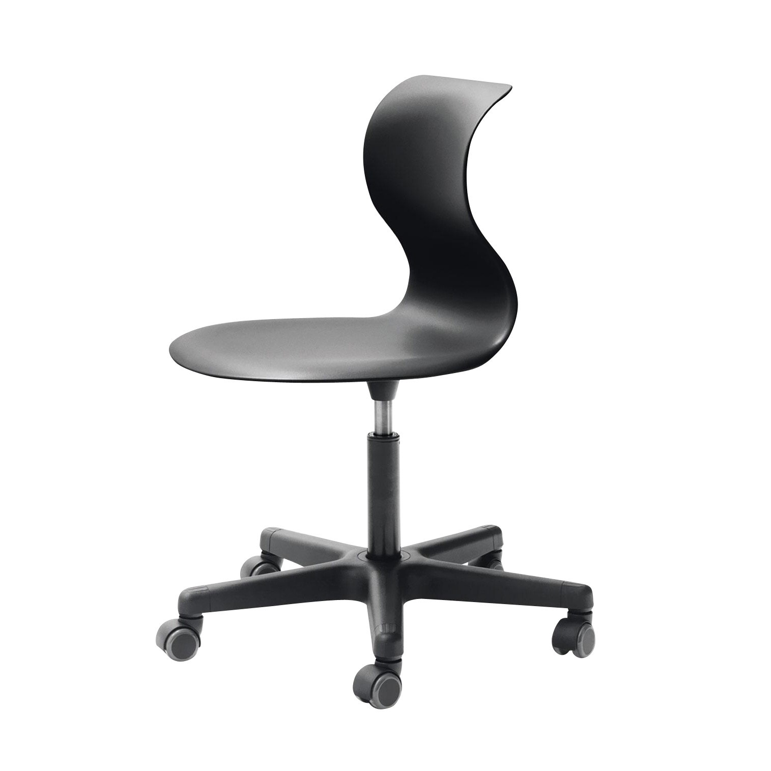 Chair On Wheels Pro 6 Swivel Chair With Wheels