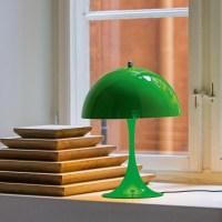 Louis Poulsen Panthella Mini LED Tischleuchte   AmbienteDirect