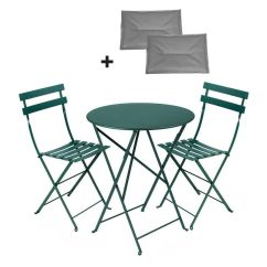 Fermob Bistro Chair Mid Century Rocker Classique Garden Set Ambientedirect
