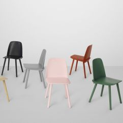 Nerd Chair Muuto Red And Black Gaming Staples Ambientedirect