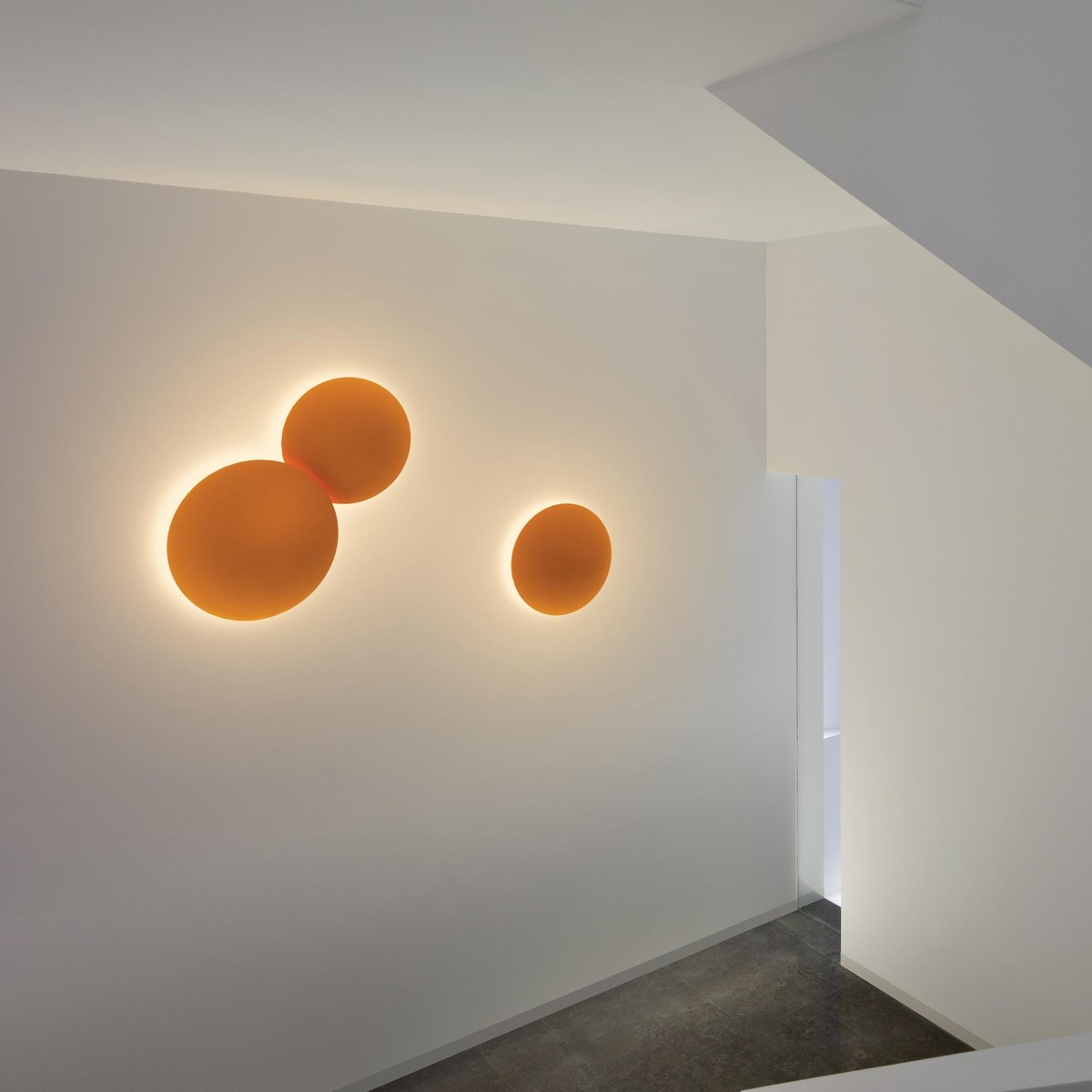 Puck Wall Art Wall Lamp  Vibia  AmbienteDirectcom
