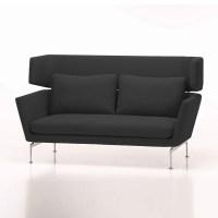 Vitra Suita Citterio 2 Seater Sofa | AmbienteDirect