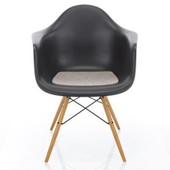 Eames Arm Chair Patchwork Furniture Hey Sign Seat Mat Armchair Ambientedirect