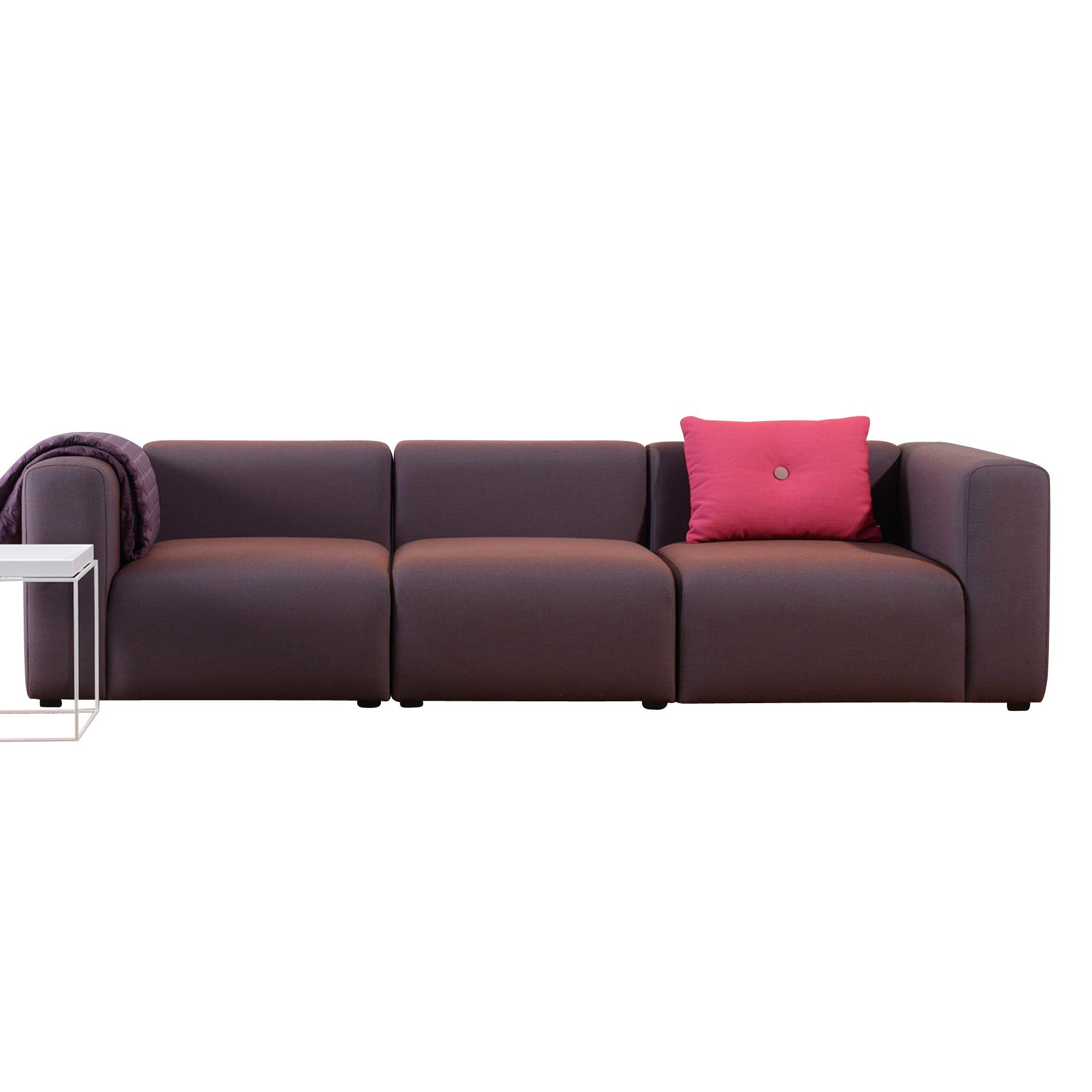 hay mags sofa fabrics leather outlet manchester 3 seater ambientedirect