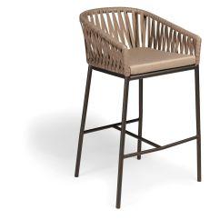 Swing Chair Malta Folding With Canopy Walmart Bitta Barstool Kettal Ambientedirect