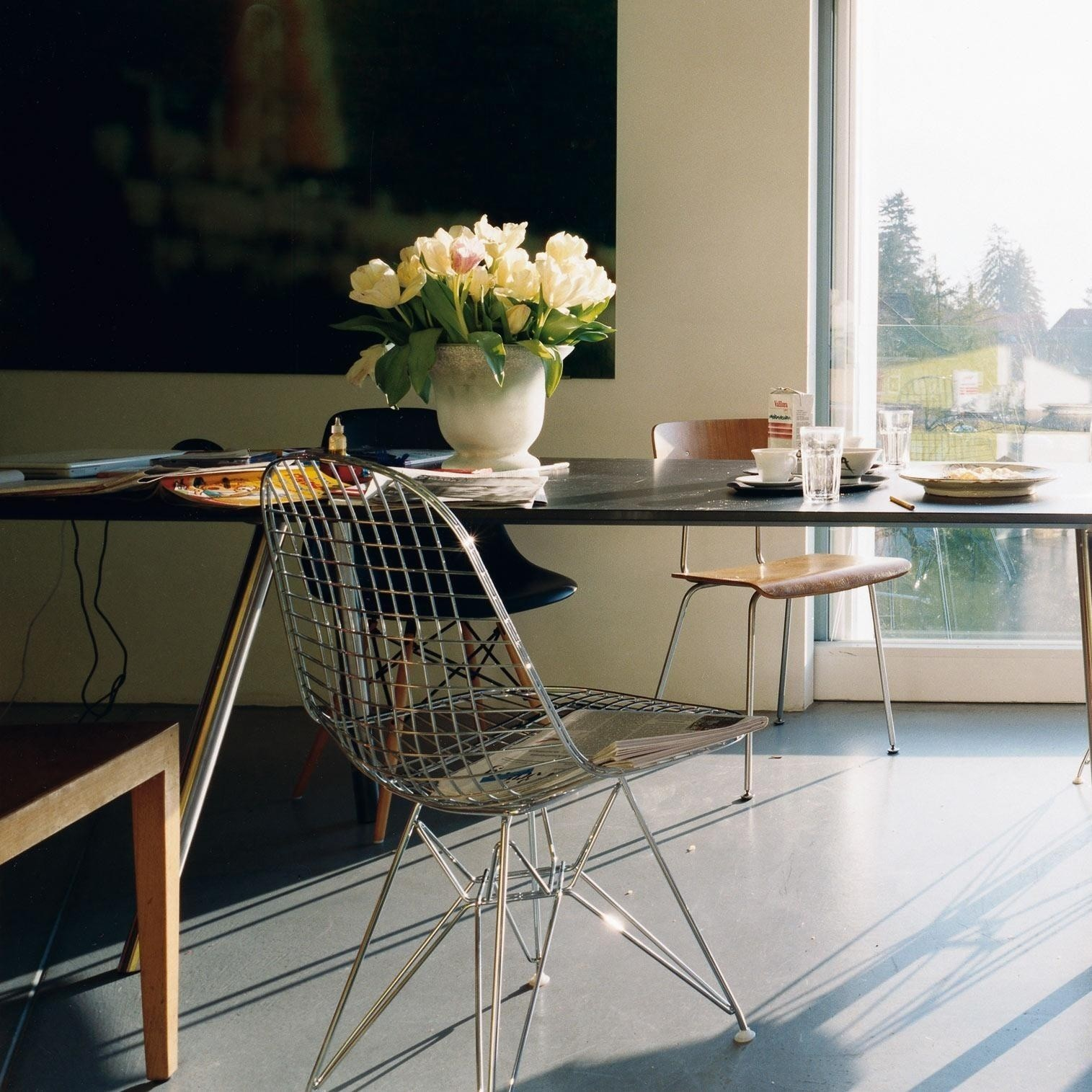 Eames Wire Chair Wire Chair Dkr