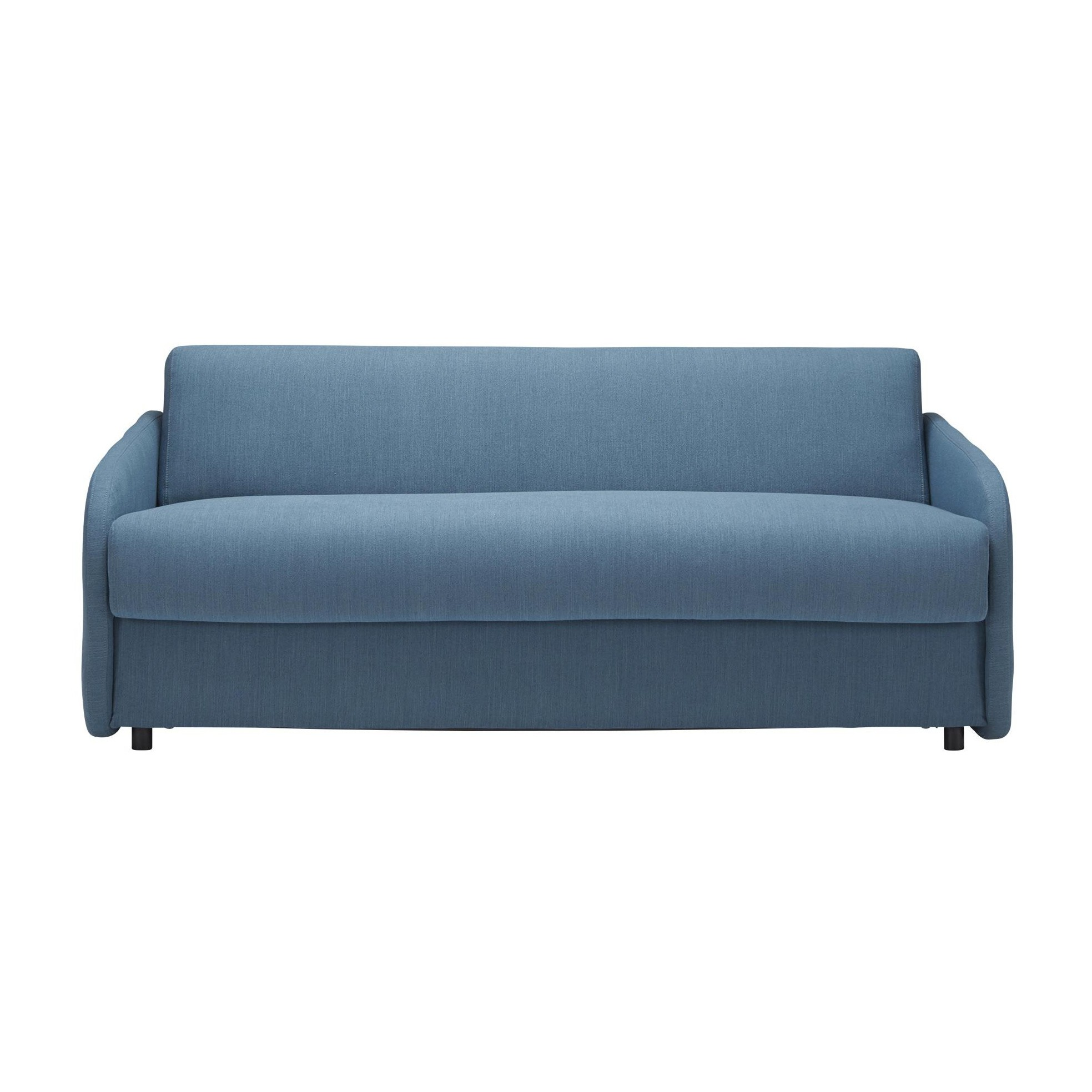 rialto fabric futon sofa bed broyhill loveseat sleeper elegant grey beds futons pull