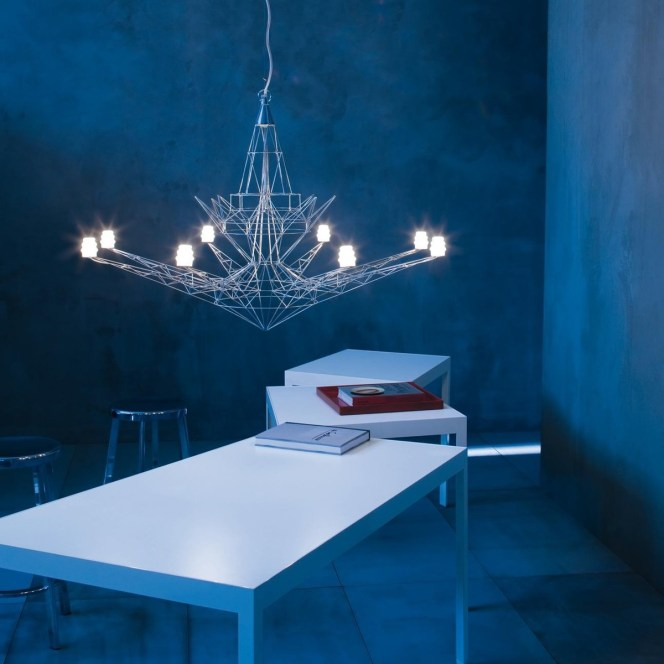 Image result for Foscarini Lightweight Chandelier