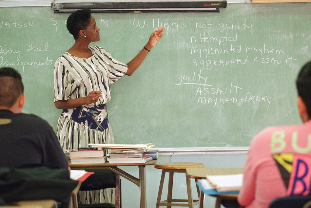 revisiting the persistent teacher