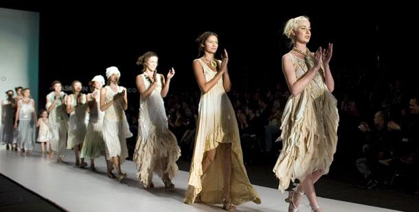 It's Easy Being Green: Fashion Forward