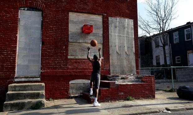 addressing urban poverty in