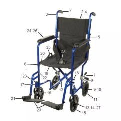 Drive Wheel Chair Childs Upholstered Wheelchair Atc Parts