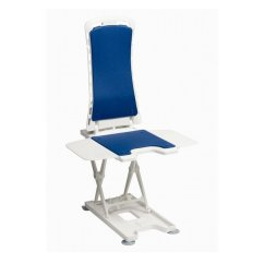 Does Medicare Cover Shower Chairs Office Bean Bag Chair Bellavita Auto Bath Lifter By Drive Medical