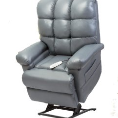 Infinite Position Recliner Power Lift Chair Soft Cushion For Office Pride Oasis Collection