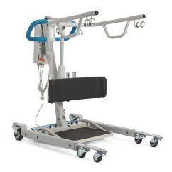 Sit To Stand Chair Lift C Medline 500lb Powered Base Electric