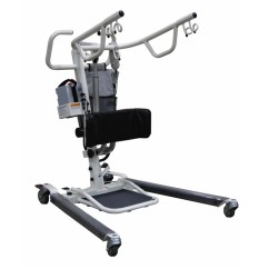 Bariatric Transport Chair 500 Lbs Toddler For Eating Medline Stand Assist - 400lb Capacity. Mds400sa Electric Stand-assist Patient Lift.
