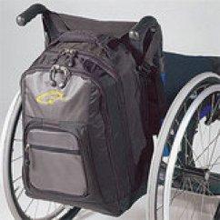 Medical Chair Lift Howard Elliott Puff Sunrise Quickie Wheelchair Backpack