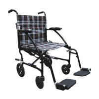 Drive Medical Fly-Lite Lightweight Transport Chair