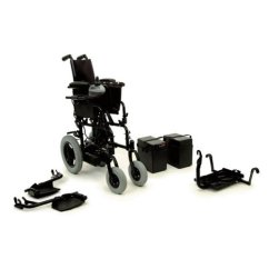 Portable Reclining Chair Swivel Littlewoods Invacare P9000 Xdt Power Wheelchair
