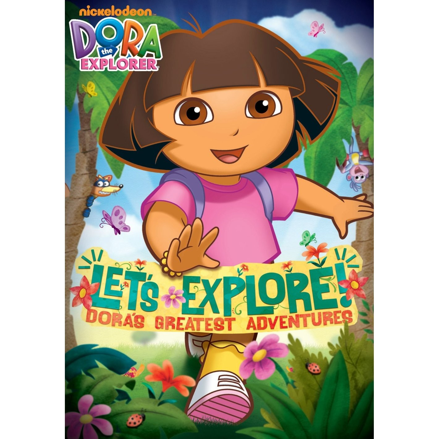 Dora The Explorer Let S Explore Dora S Greatest