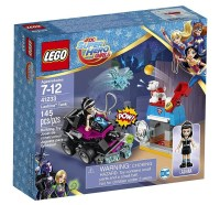 LEGO DC Super Hero Girls Lashina Tank | A Mighty Girl