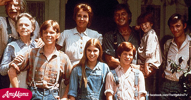 Waltons Cast Members Mom