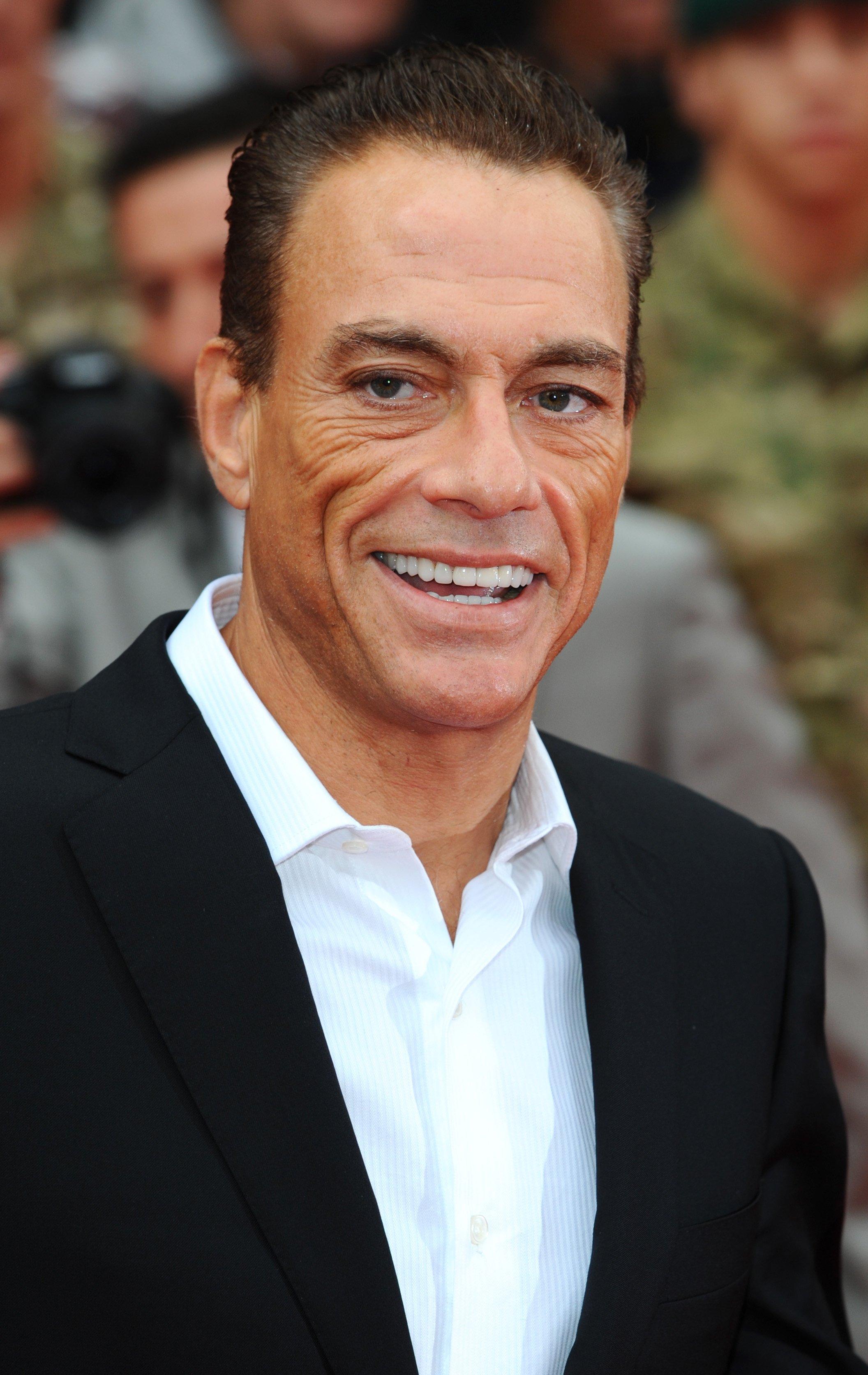Jean Claude Van Damme Age : claude, damme, Marriages, Three, Children, Jean-Claude, Damme