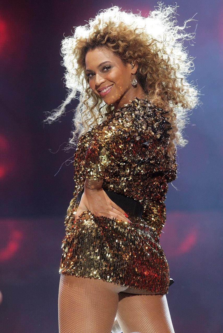 Beyonce posing before a performance |  Photo: Getty images