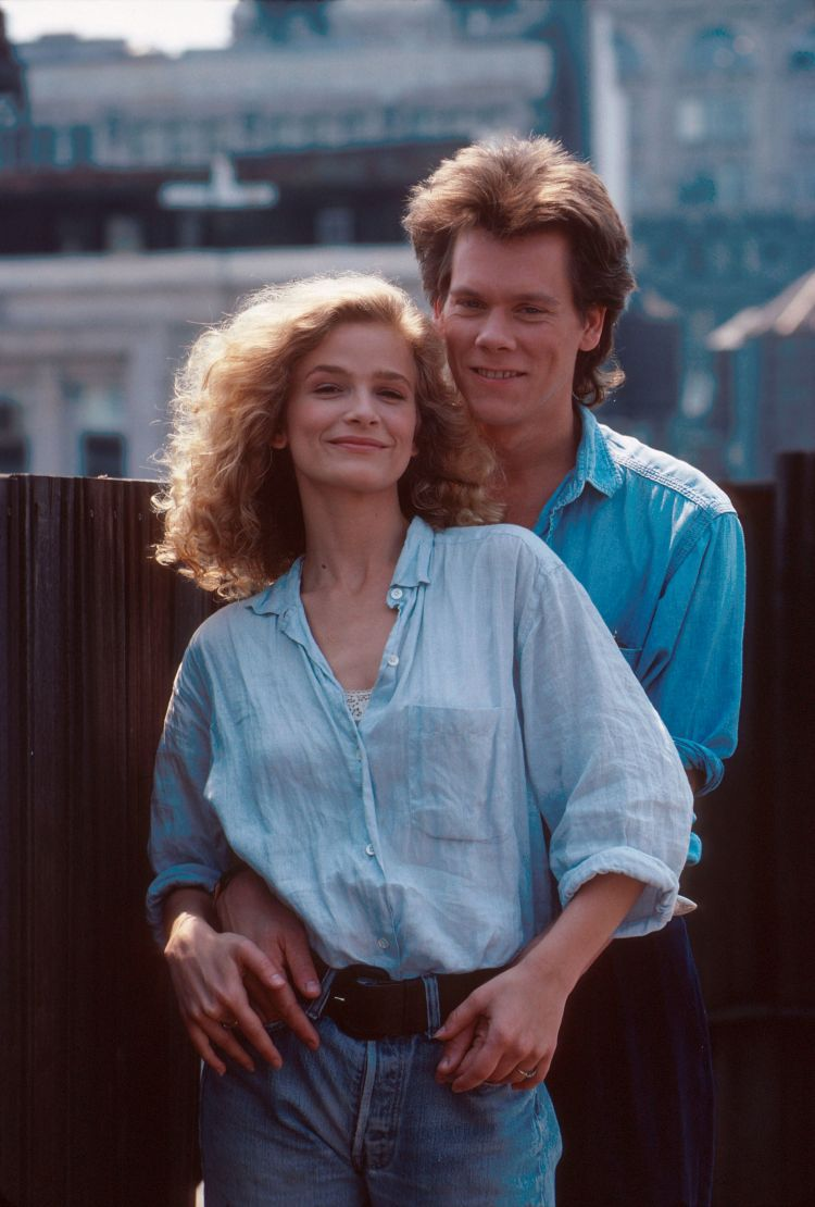 Kevin Bacon Is a Doting Husband and Dad of Two Grown up ...