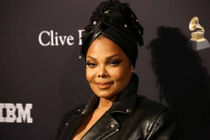 Janet Jackson Attends Pre-GRAMMY Gala and GRAMMY Icons Salute to Industry in 2020 |  Photo: Getty Images