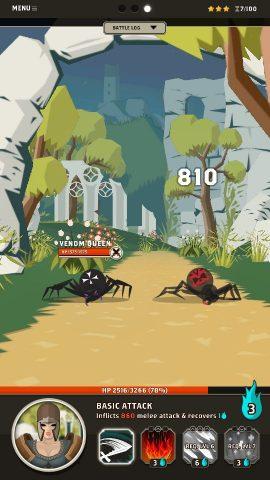 Questlandのレビューと序盤攻略 - アプリゲット