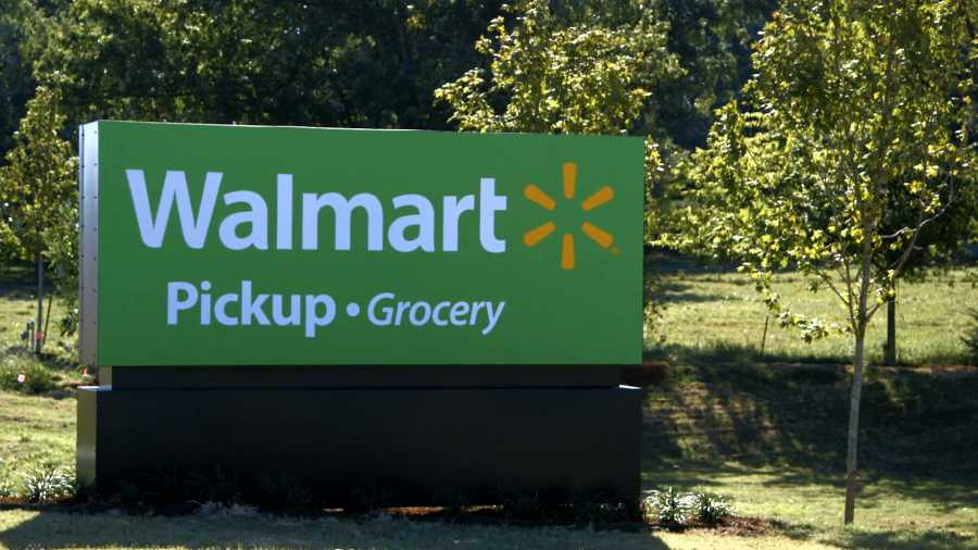 Wal Mart Adds Curbside Pickup To Grocery Offerings And