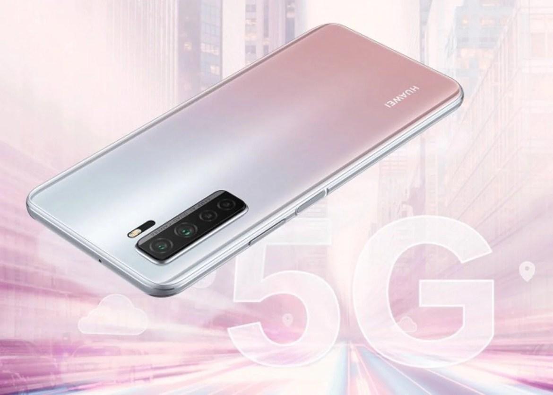 Nuevo Huawei P40 Lite 5G
