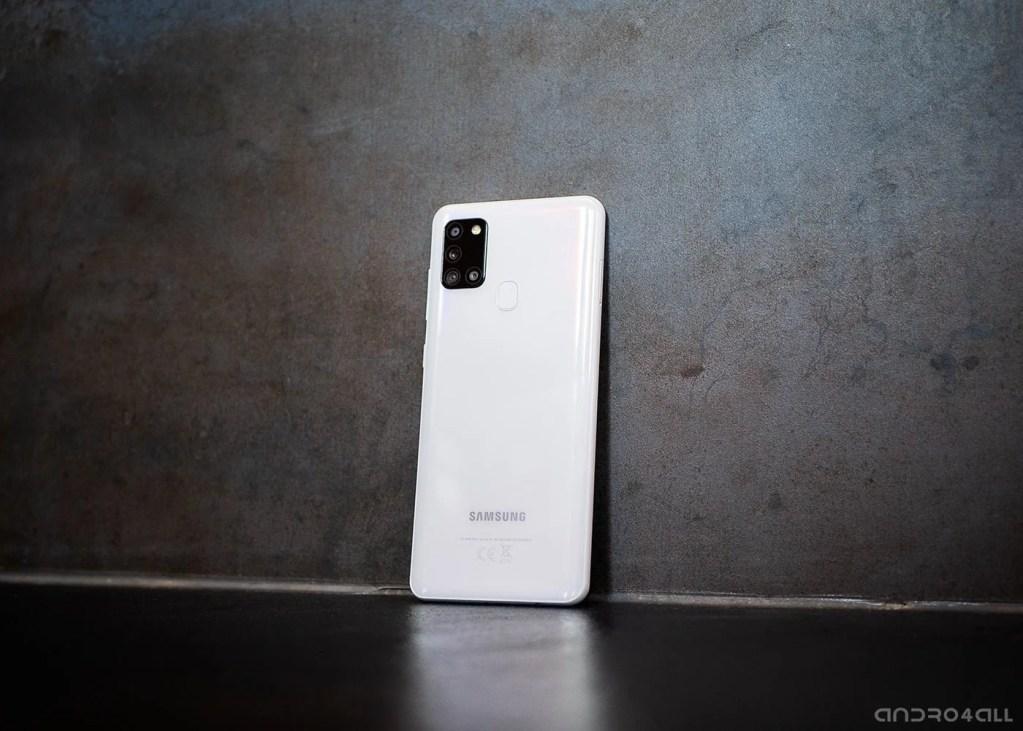 Samsung Galaxy A21s, imagen destacada