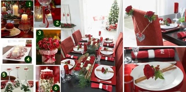 Decoraciones De Mesa De Navidad