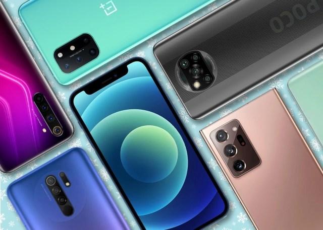 Mejores móviles para regalar en navidad en 2020