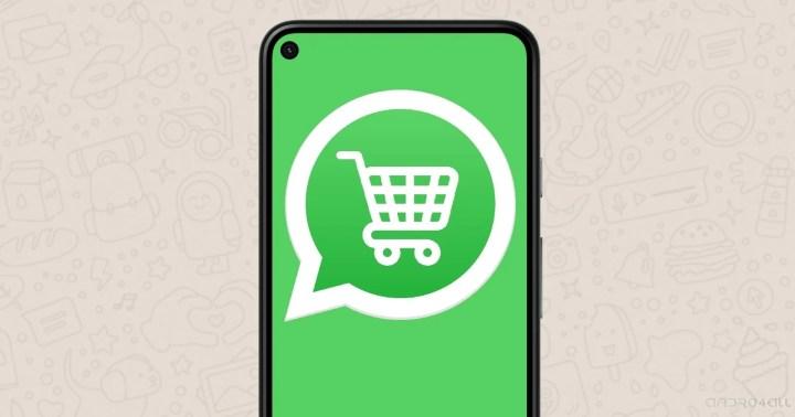 Carrito de la compra en WhatsApp