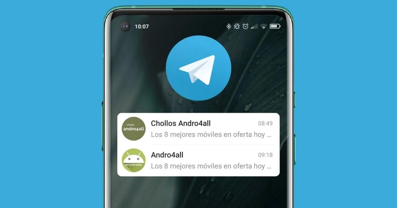 Widgets en Telegram
