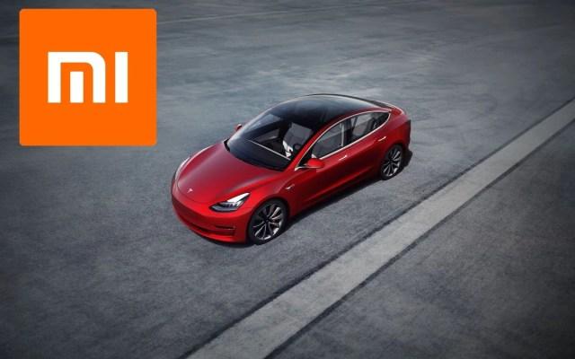 Xiaomi quiere competir con Tesla con sus propios coches eléctricos